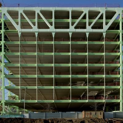 15 Media-ICT / Cloud 9 Architects (Enric Ruiz-Geli)