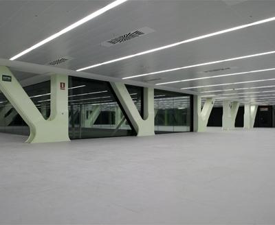 26 Media-ICT / Cloud 9 Architects (Enric Ruiz-Geli)