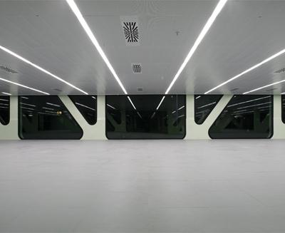 27 Media-ICT / Cloud 9 Architects (Enric Ruiz-Geli)