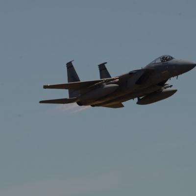 26 Oregon Air National Guard F-15