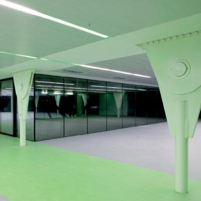 22 Media-ICT / Cloud 9 Architects (Enric Ruiz-Geli)