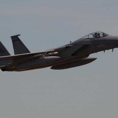27 Oregon Air National Guard F-15
