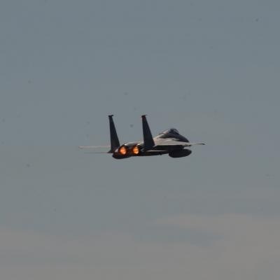 28 Oregon Air National Guard F-15