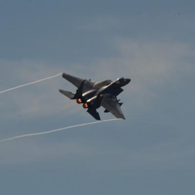 29 Oregon Air National Guard F-15