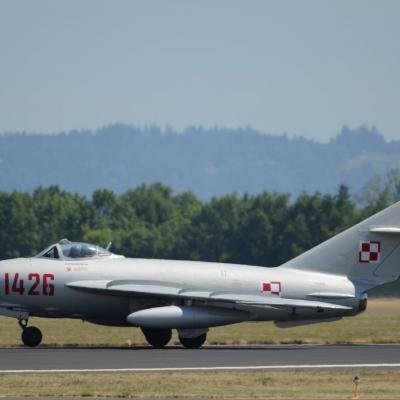 39 Classic Aircraft Aviation Museum - MiG-17F Fresco