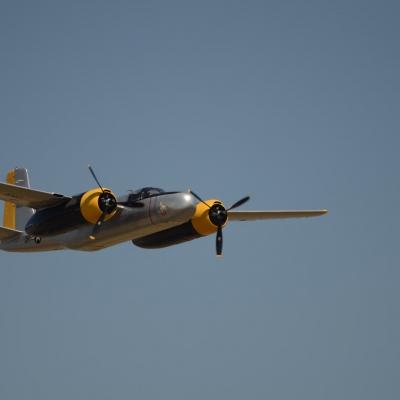 40 Classic Aircraft Aviation Museum - Douglas A-26 Invader
