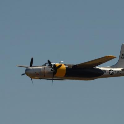 43 Classic Aircraft Aviation Museum - Douglas A-26 Invader