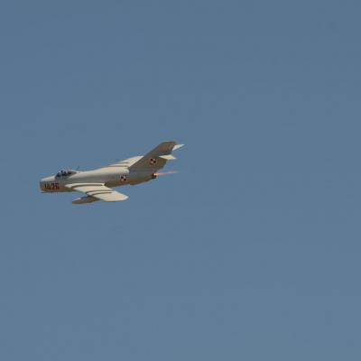 44 Classic Aircraft Aviation Museum - MiG-17F Fresco