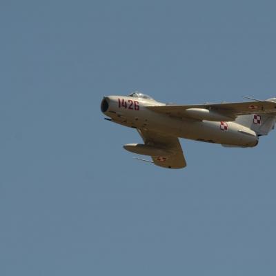 47 Classic Aircraft Aviation Museum - MiG-17F Fresco