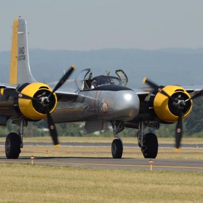 48 Classic Aircraft Aviation Museum - Douglas A-26 Invader