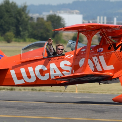 76 Lucas Oil Air Shows with Mike Wiskus
