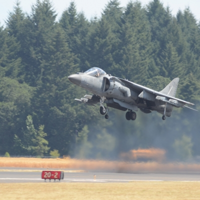 80 U.S. Marine Corps AV-8B Harrier II Demo