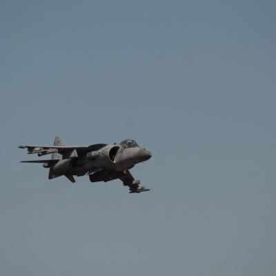 84 U.S. Marine Corps AV-8B Harrier II Demo