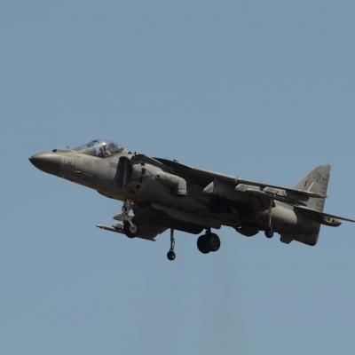 86 U.S. Marine Corps AV-8B Harrier II Demo