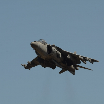 88 U.S. Marine Corps AV-8B Harrier II Demo