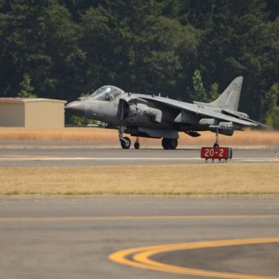 90 U.S. Marine Corps AV-8B Harrier II Demo