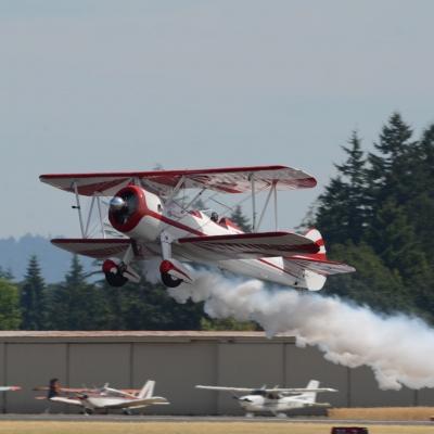 95 Gary Rower Air Shows