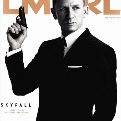 04 EMPIRE / Daniel Craig (James Bond)