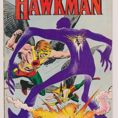 Hawkman No. 36
