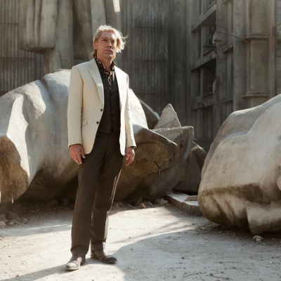 02 Javier Bardem as Silva in SKYFALL
