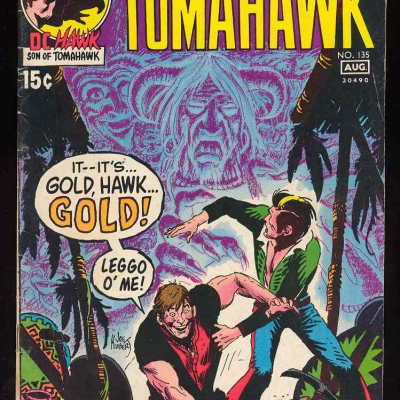 Son of Tomahawk No. 135