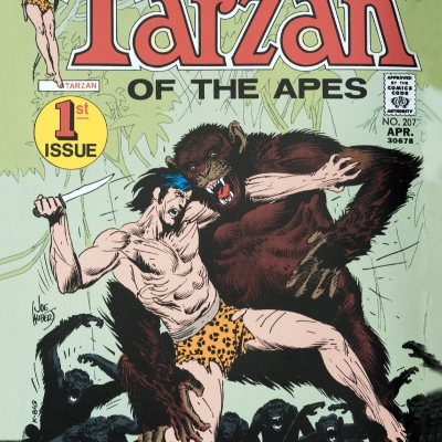 Tarzan of the Apes No. 207