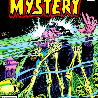 The House of Mystery No. 308