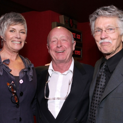 "Kelly McGillis, Tony and Tom Skerritt at AFI & Disney's ""A Cinematic Celebration Of Jerry Bruckheimer"""