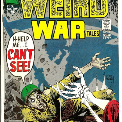 Weird War No. 7