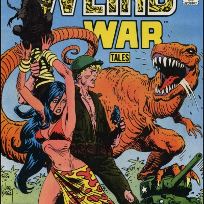 Weird War No. 94