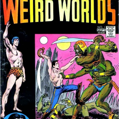 Weird Worlds No. 1