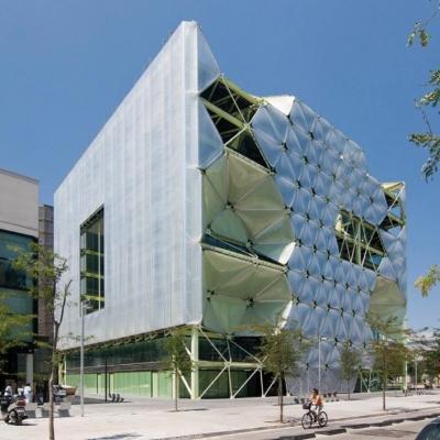 11 Media-ICT / Cloud 9 Architects (Enric Ruiz-Geli)