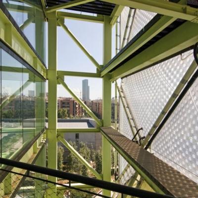 16 Media-ICT / Cloud 9 Architects (Enric Ruiz-Geli)