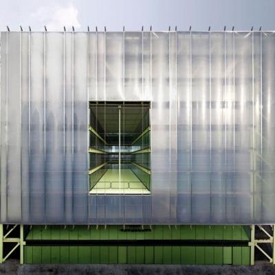 08 Media-ICT / Cloud 9 Architects (Enric Ruiz-Geli)