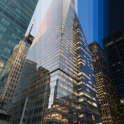 Bank of America Building (24 Photos)