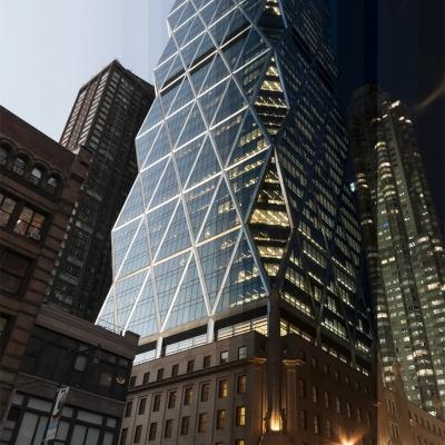 The Hearst Building (33 Photos)