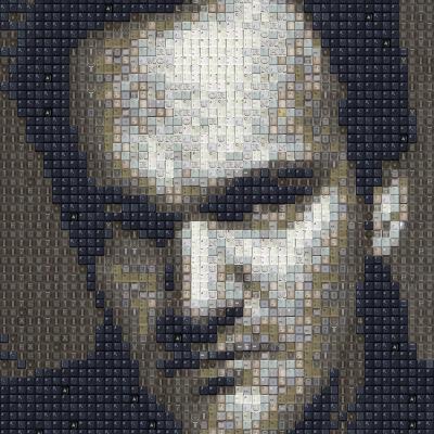 Quentin Tarantino by workbyknight