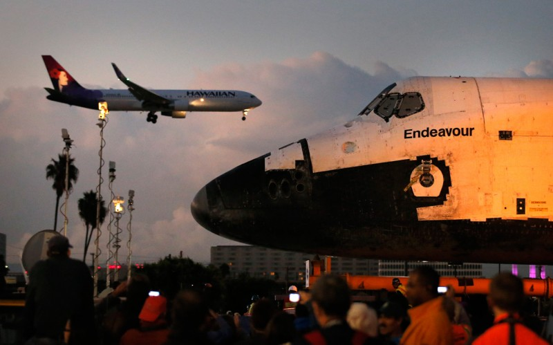space shuttle endeavour time lapse - photo #19