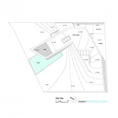 site/topo plan