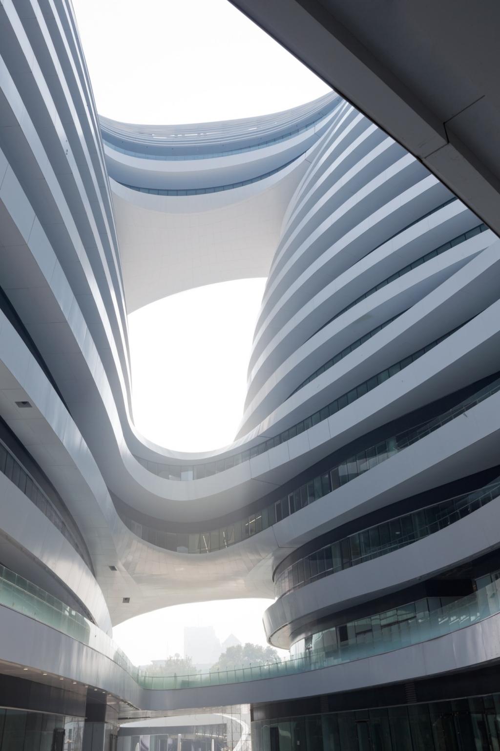 galaxy soho zaha hadid architects updated the superslice