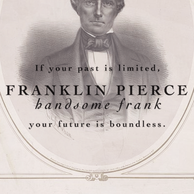 Fourteenth President Franklin Pierce (1804-1869)