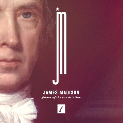 Fourth President James Madison (1751-1836)