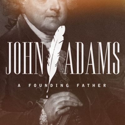 Second President John Adams (1735-1826)