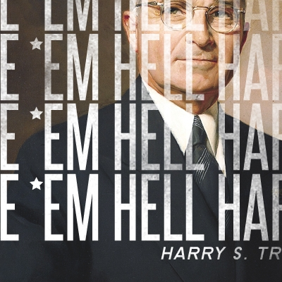 Thirty Third President Harry S. Truman (1945-1953)