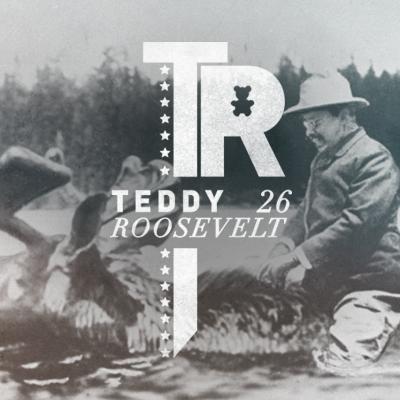 Twenty Sixth President Theodore (Teddy) Roosevelt (1901-1909)