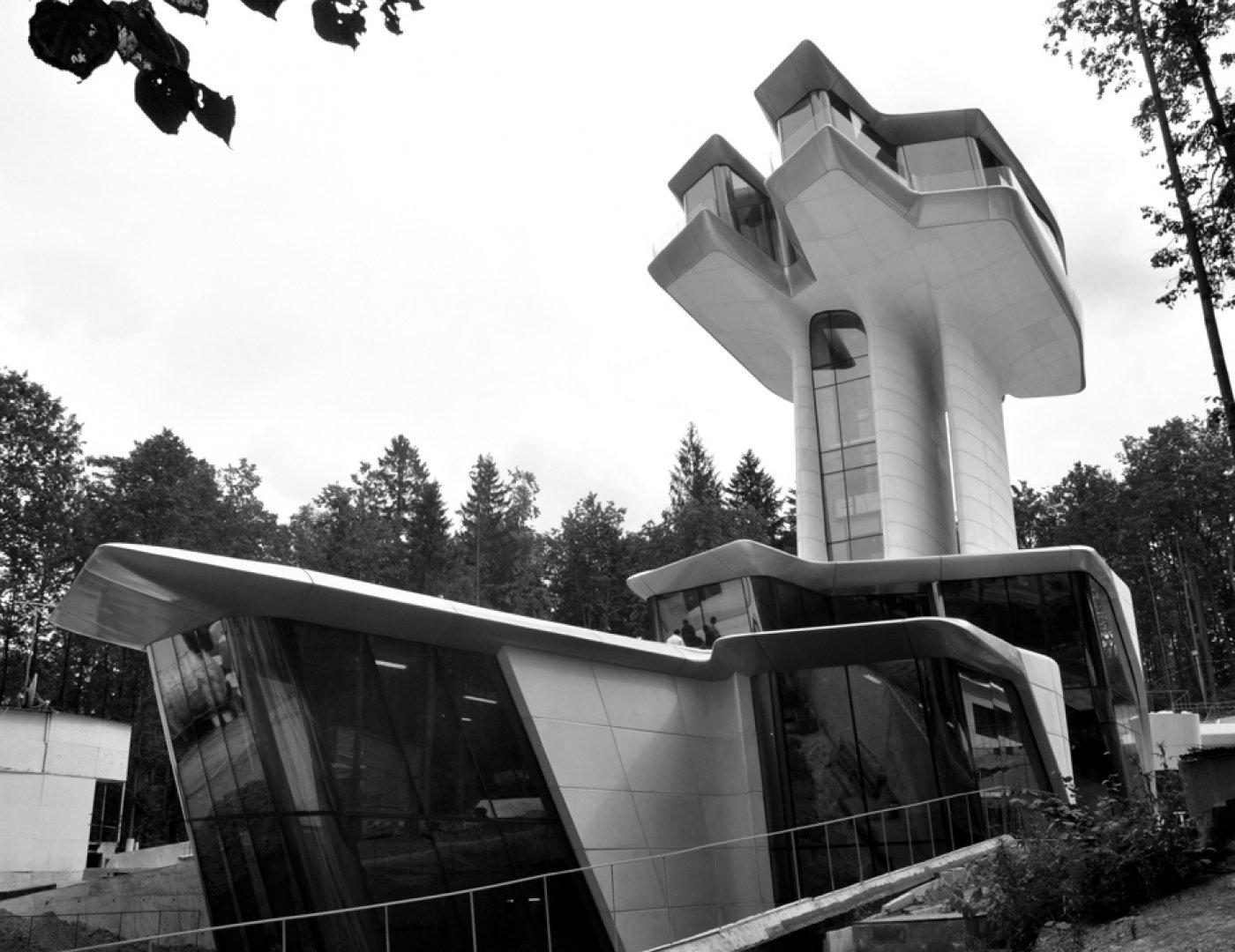 Capital Hill Residence Russia Zaha Hadid Architects