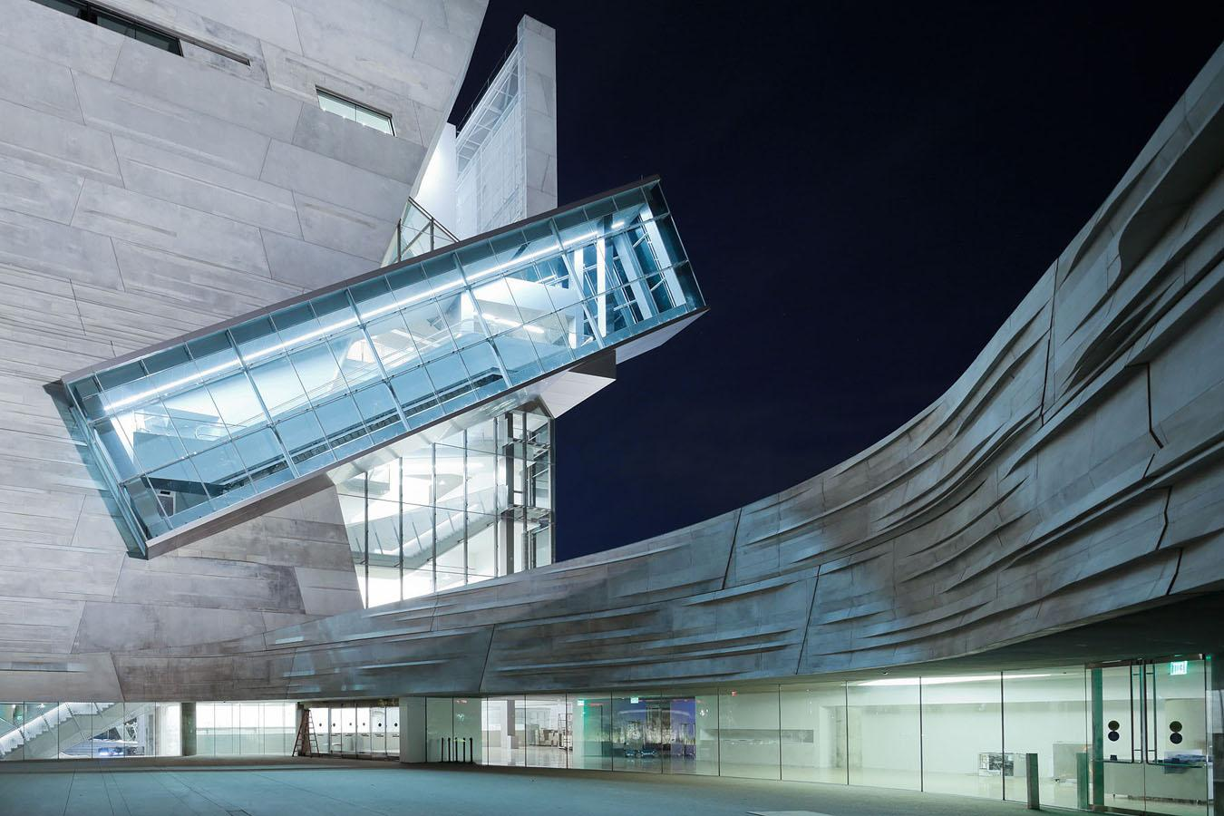Perot Museum Of Nature And Science Morphosis The
