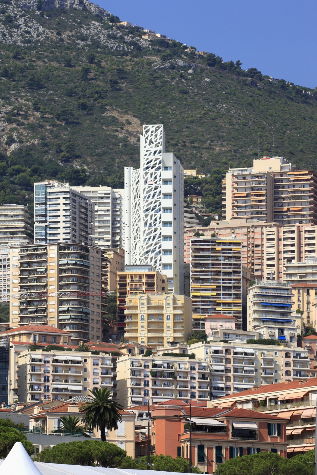 Serge demailly the superslice for Architecte monaco