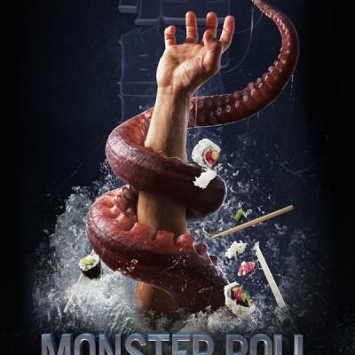 Monster Roll - poster