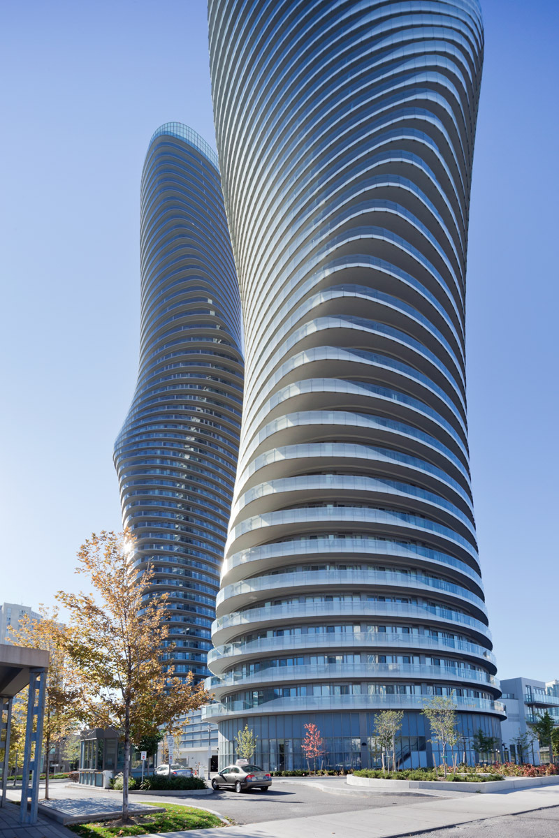 Absolute Towers / MAD Architects / The Superslice